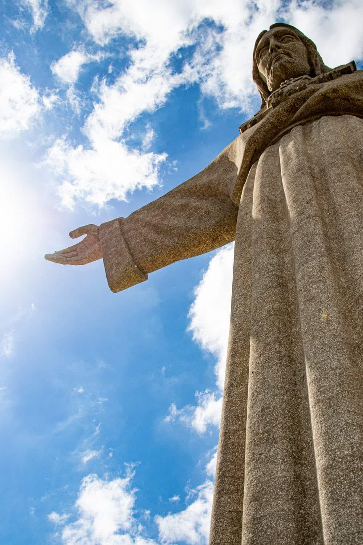 Cristo Rei Christ Statue IH Lisbon