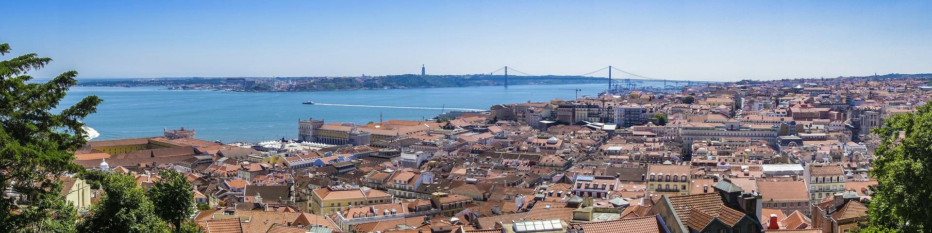 Lisbon Skyline IH Lisbon