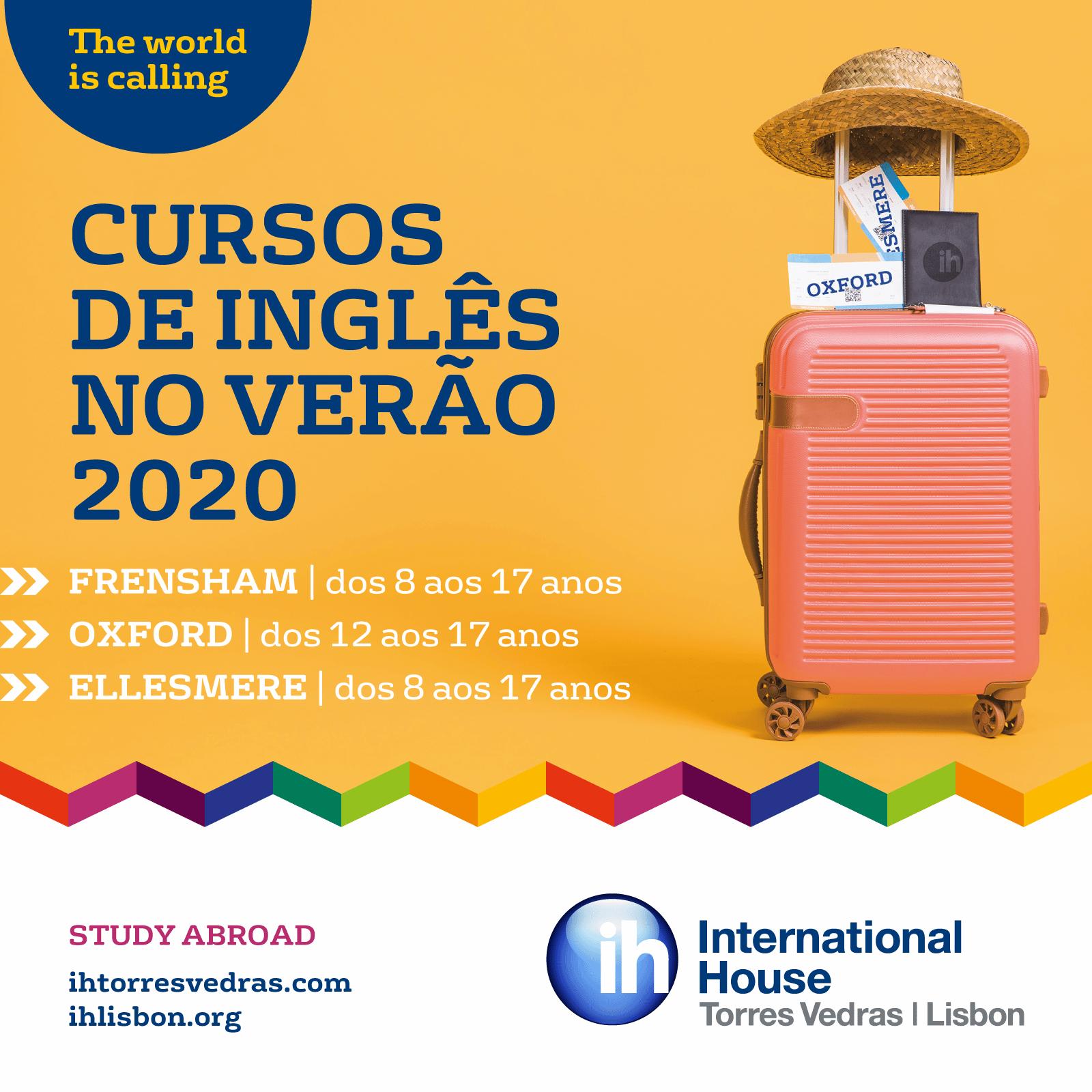 cursos no estrangeiro 2020